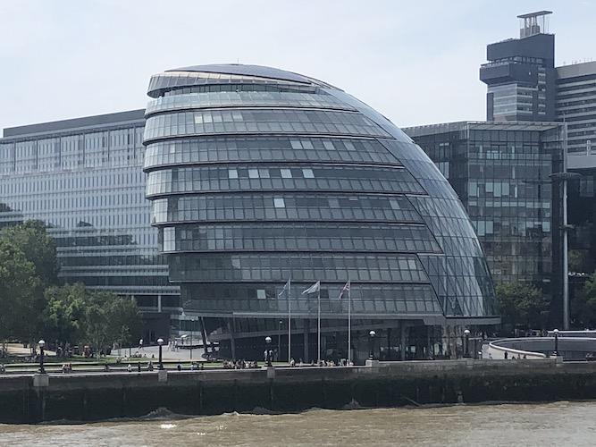 Sadiq Khan confirms City Hall move to Royal Docks Crystal building