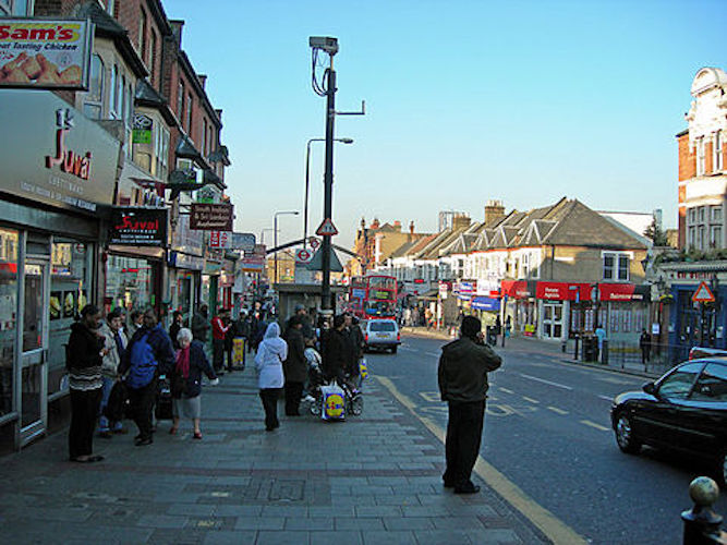 Parts of Outer London seeing stronger local spending, says new report