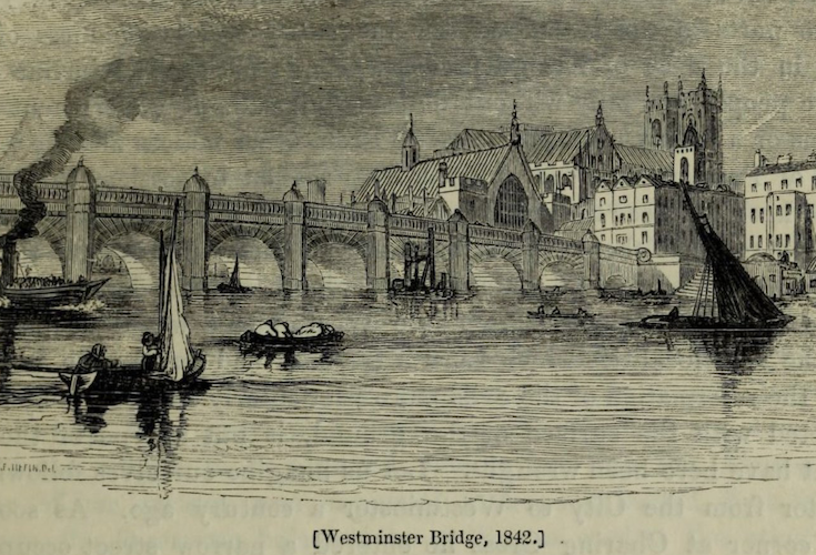 Vic Keegan's Lost London 154: The original Westminster Bridge