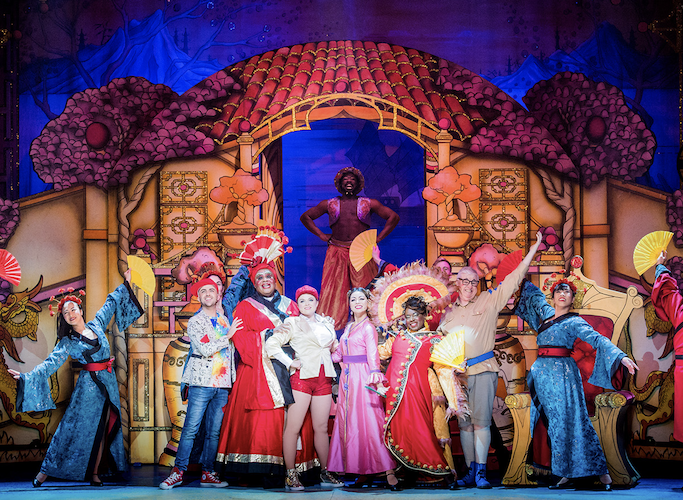 Emma Burnell: Government should support London's pantomimes, a life force for all our theatres