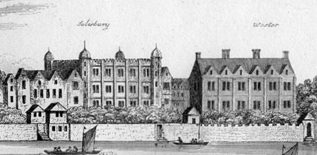 Vic Keegan's Lost London 155: Palaces of the Strand