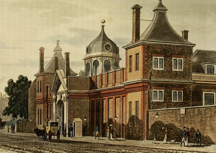 Vic Keegan's Lost London 156: Montagu House – original home of the British Museum