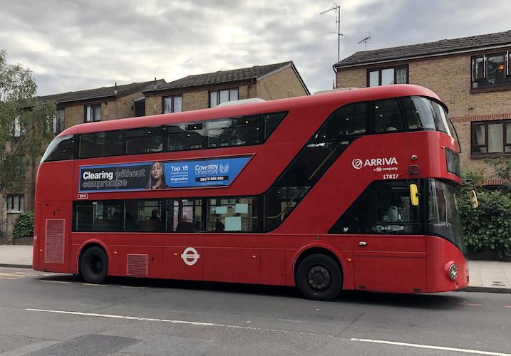 Transport for London sets out 'School Service' bus plans for autumn term