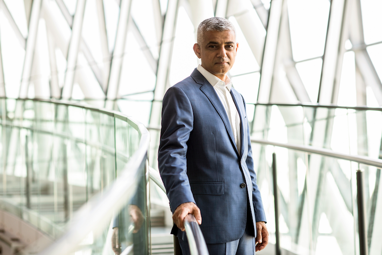 Sadiq Khan asks Londoners to back his call for government to 'do right' by London