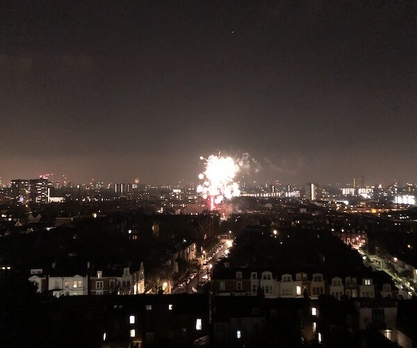Sadiq Khan confirms London's New Year firework display dropped this year