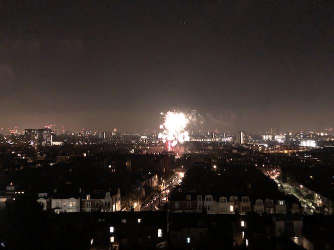 Sadiq Khan confirms London's New Year firework display dropped this year