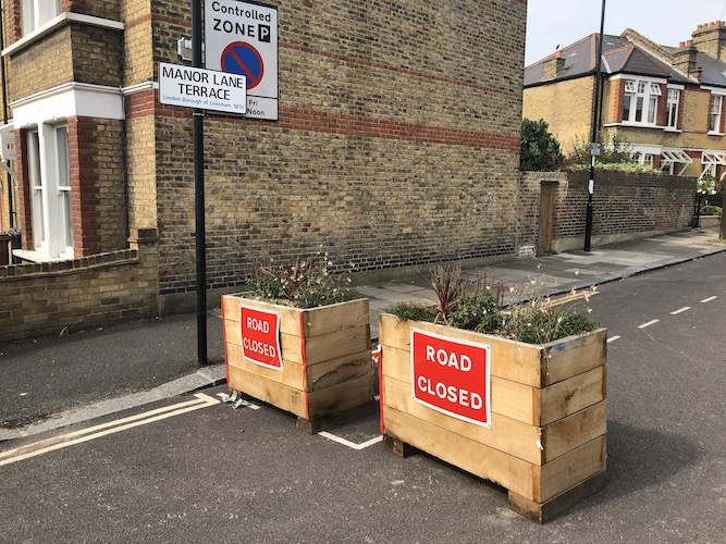 What's the latest on London's new Low Traffic Neighbourhoods?