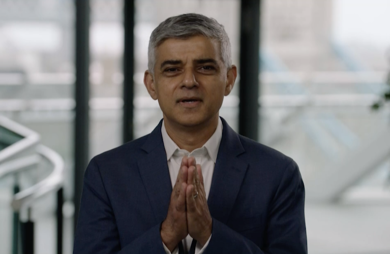 Sadiq Khan releases Covid advice videos in South Asian languages