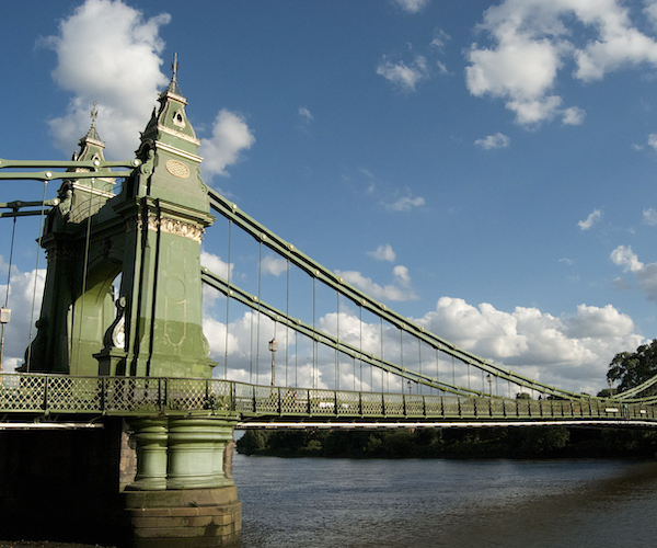 Sadiq Khan and London Assembly Tory critic clash over Hammersmith Bridge repairs