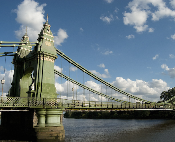 Hammersmith Bridge: Council must share repair costs says minister, announcing six year wait for full re-opening