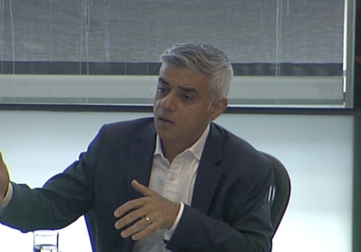 Sadiq Khan fears London move to damaging Covid Tier 3 'highly likely' in coming weeks