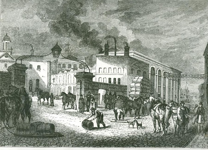 Vic Keegan's Lost London 166: The world-leading Anchor Brewery