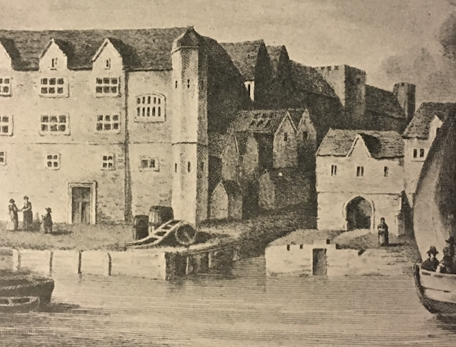 Vic Keegan's Lost London 164: Bridewell Palace