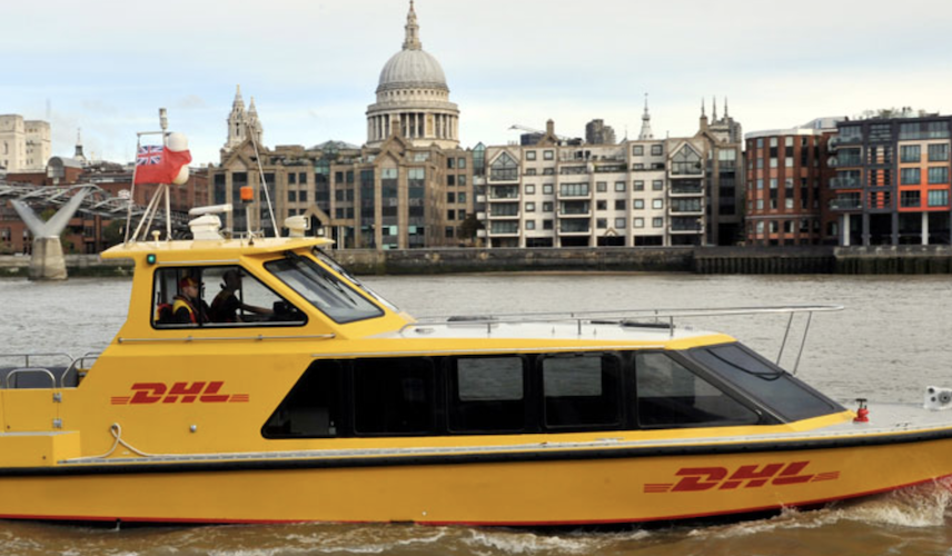 Charles Wright: A revival of London's historic river trade could at last be underway