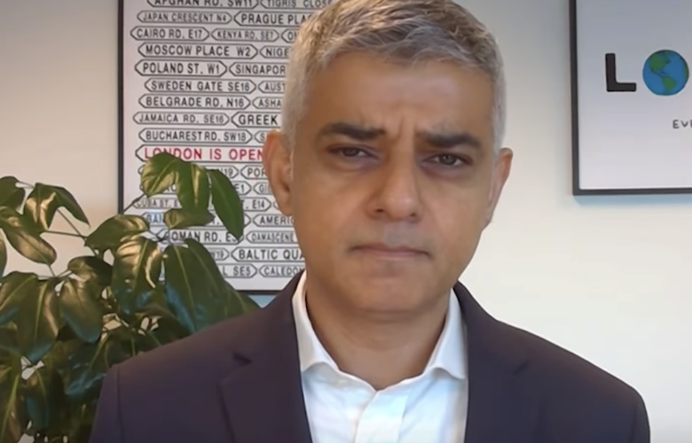 Sadiq Khan declares 'major incident' as Covid cases threaten to overwhelm London hospitals
