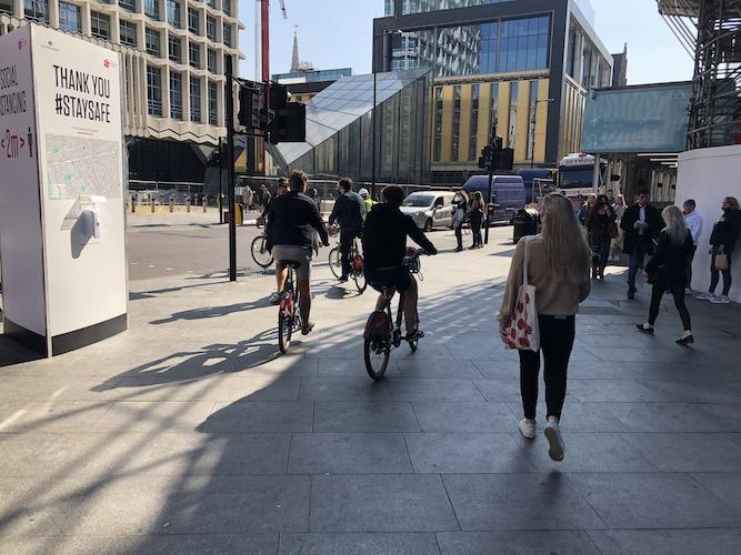 Sadiq Khan and business groups set out London economic recovery roadmap
