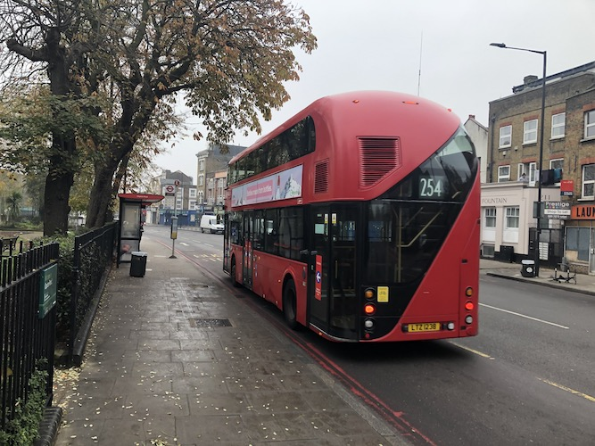Should the Transport for London 60+ Oyster photocard survive?