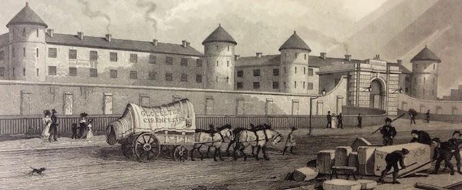 Milbank prison