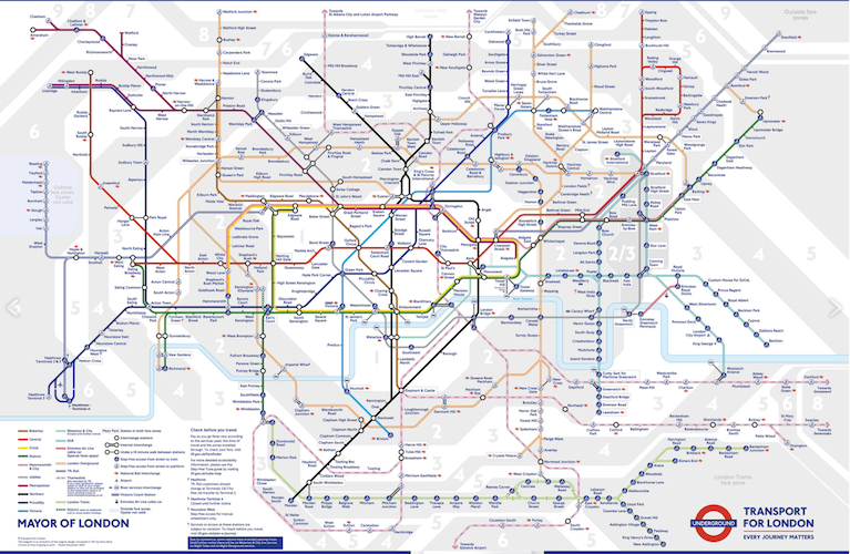 Jonn Elledge: Adding Thameslink has made the Tube map an ugly mess