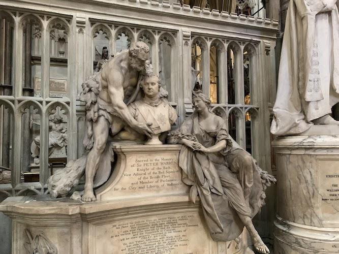 Vic Keegan's Lost London 175: The legacy of Sir Peter Warren