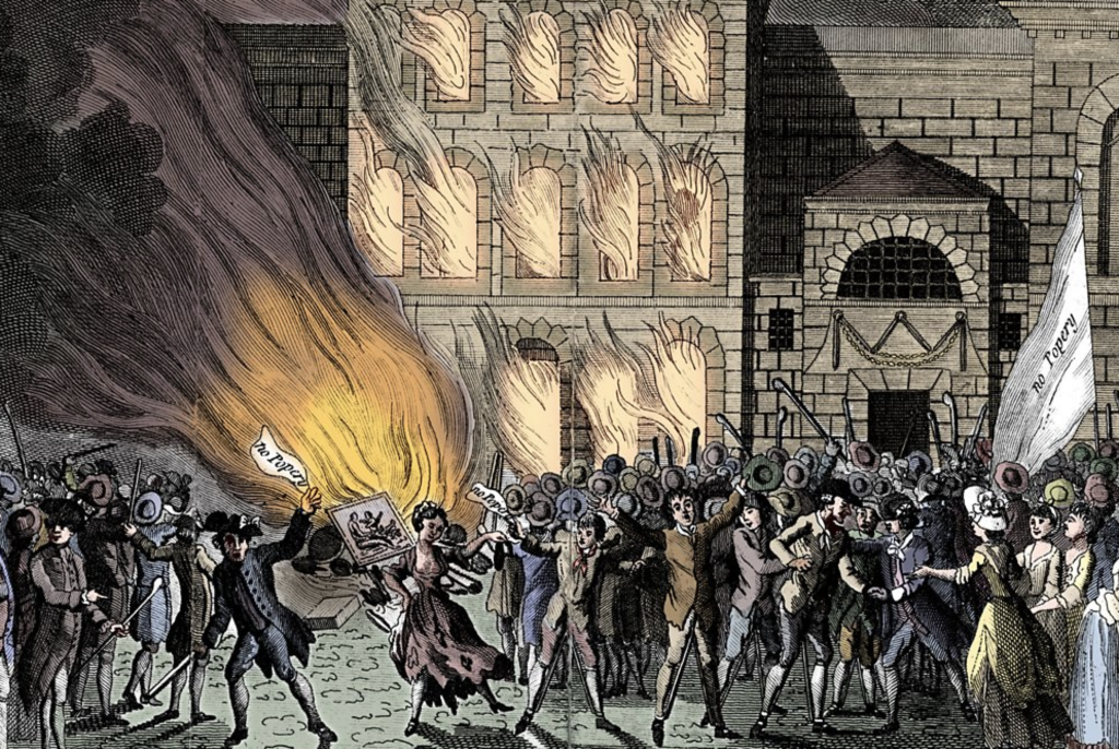 Vic Keegan's Lost London 177: The Gordon Riots