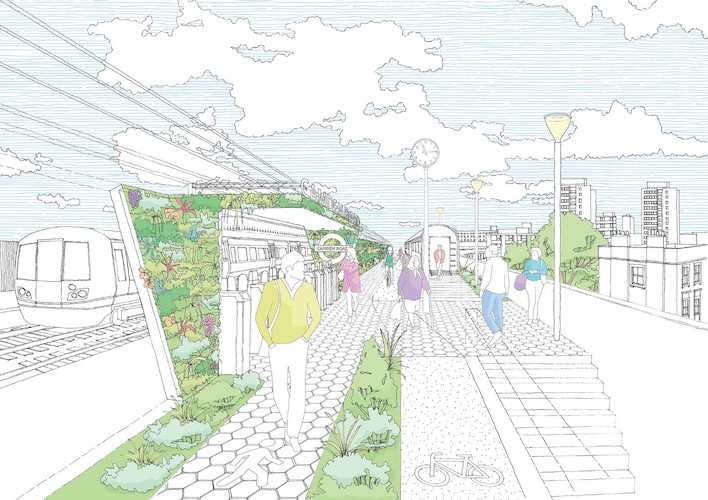 Charles Wright: Yes, London needs a Camden Highline and a pretend hill at Marble Arch – and so does the rest of the country