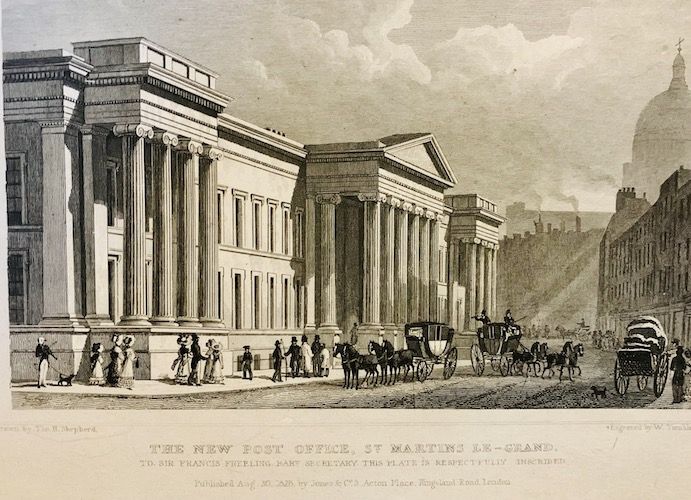 Vic Keegan's Lost London 182: What became of the General Post Office?