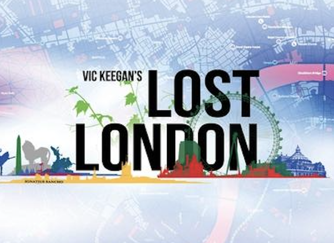 Book Review: Vic Keegan's Lost London