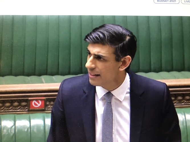 Qualified praise for Sunak's Budget from London business groups and disappointment from the Mayor