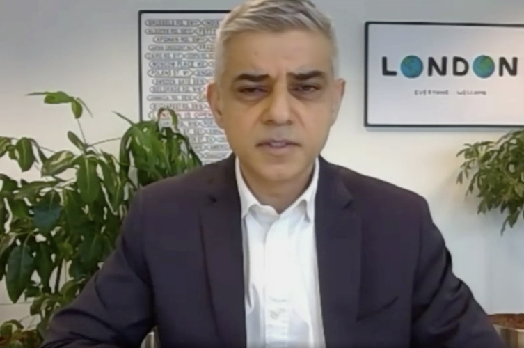 Sadiq Khan pledges second term recovery support for London's unemployed