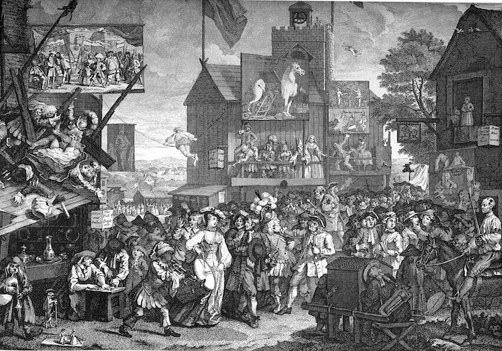 Vic Keegan's Lost London 187: Southwark Fair