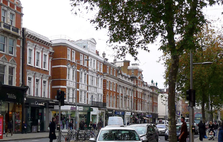 Vincent Stops: What is the right transport solution for Kensington High Street?