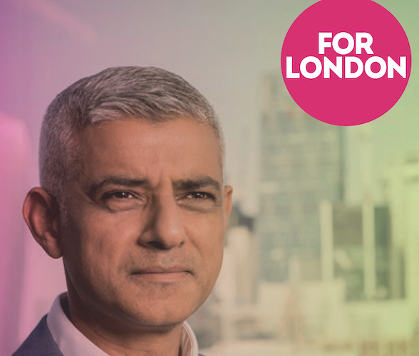 Sadiq Khan manifesto pledges to stand up for London against 'anti-London Tory government'