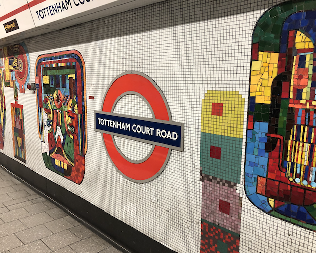 London bus and Underground use is continuing to increase