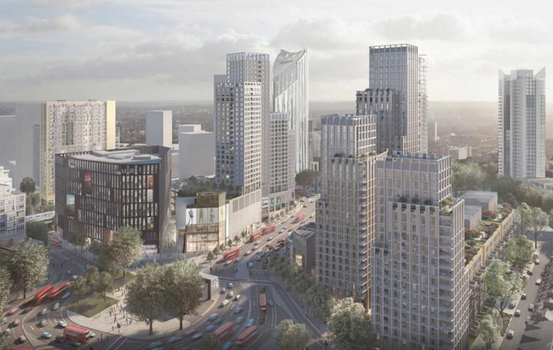 Tall buildings still on the rise across London