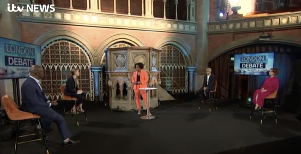 London Mayor 2021: ITV debate showcased Shaun Bailey's serial implausibility