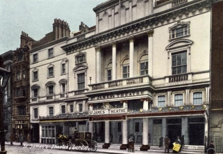 Vic Keegan's Lost London 192: St James's Theatre