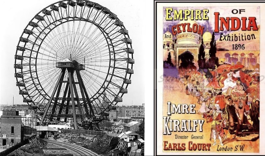 Vic Keegan's Lost London 190: The Gigantic Wheel of Earls Court