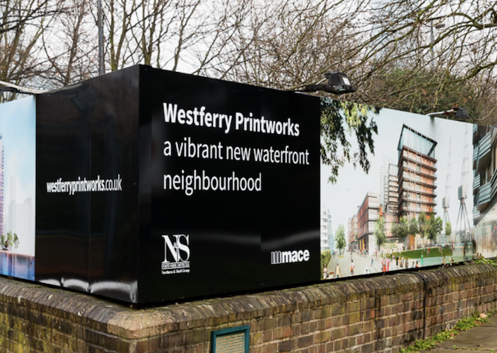 Tower Hamlets: New Westferry Printworks public inquiry begins with final decision out of Jenrick's hands