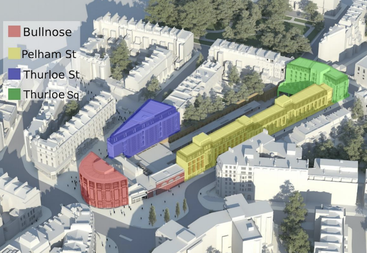 South Kensington station: heritage, upgrades and development tensions