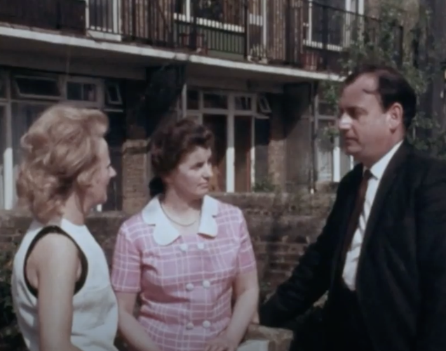 Pimlico, 1970: Ian Nairn on council housing, human scale and low traffic neighbourhoods