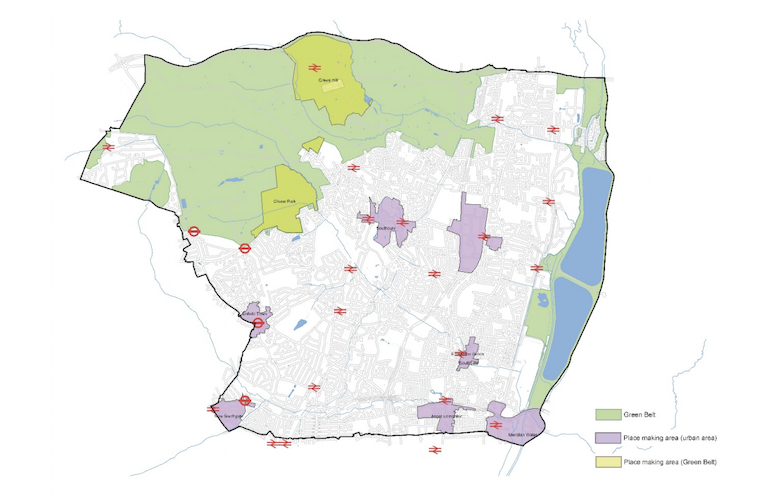 Enfield: Council's Local Plan proposals for Green Belt homes could be in a for a rough ride