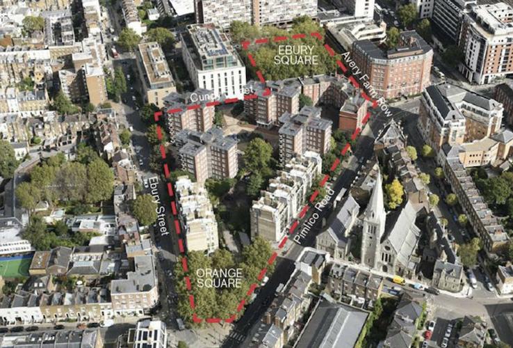 Westminster: Grosvenor's Cundy Street Quarter scheme receives planning consent