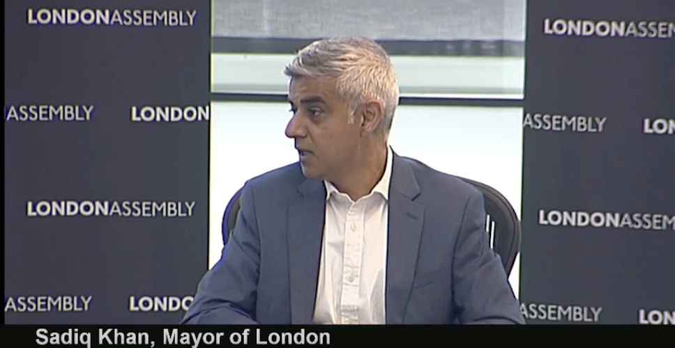 Sadiq Khan confirms opposition to Labour-run Enfield's plans to build homes on Green Belt land
