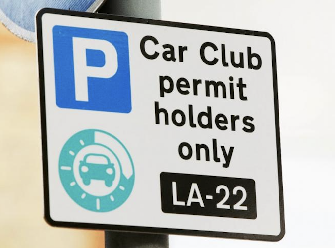 Nick Lester-Davis: Car sharing can help London on its way to having fewer cars