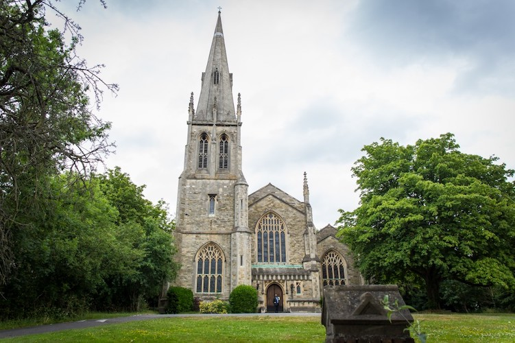 Vic Keegan's Lost London 202: St Andrew's – the church that moved