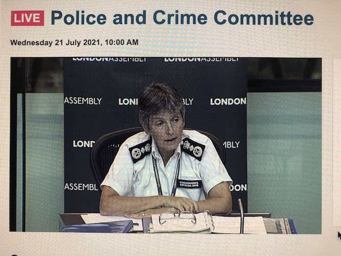 Caroline Pidgeon: Metropolitan Police must face up to claims of institutional corruption