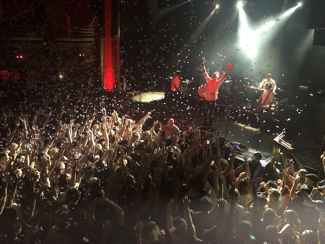 Jack Brown: Live music is back in London. What does its future hold?