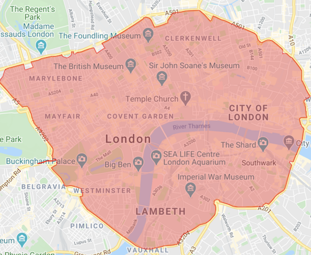 Alexander Jan: Central London needs TfL's proposed reduction of congestion charge hours