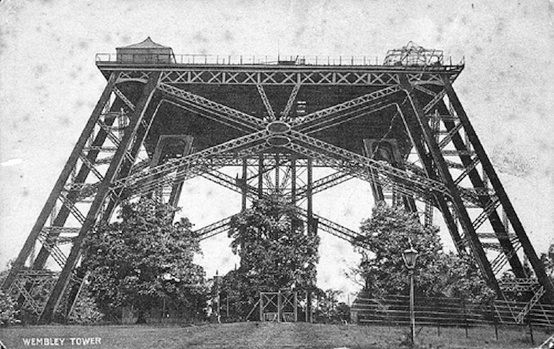 Vic Keegan's Lost London 204: England's Eiffel Tower
